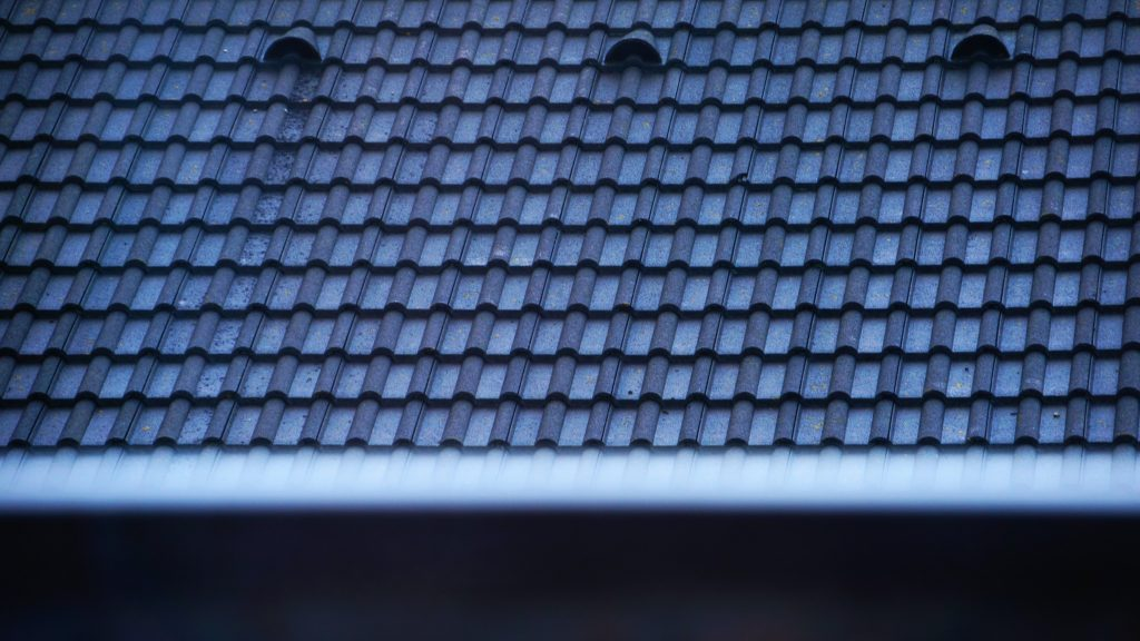 roof tiles with air tile