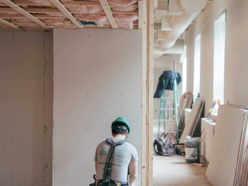 internal building image