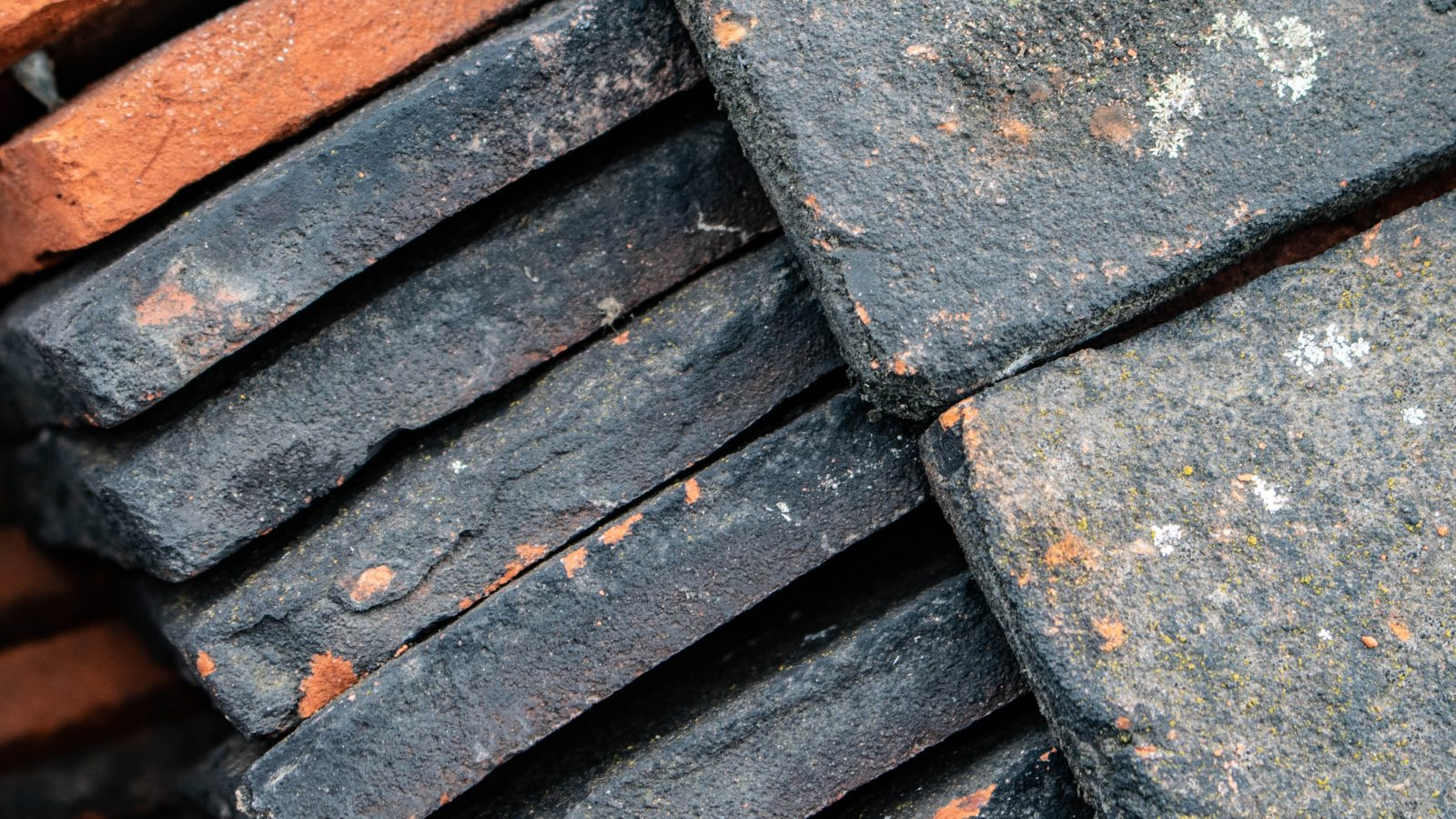 roof tile selection